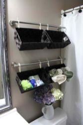 Creative diy bathroom ideas on a budget (37)