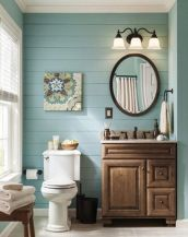 Creative diy bathroom ideas on a budget (50)