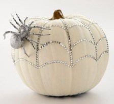 Creative diy halloween decorations using spider web 09