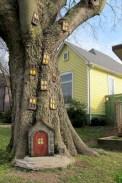 Creative diy halloween outdoor decoration ideas 01