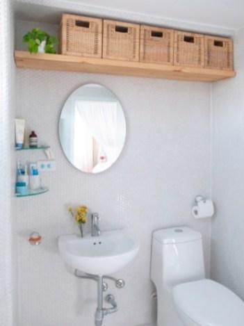 56 creative storage bathroom ideas for space saving for 26 great bathroom storage ideas