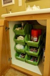 Creative storage bathroom ideas for space saving (36)