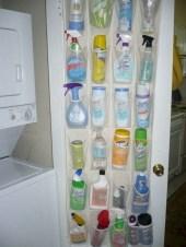 Creative storage bathroom ideas for space saving (47)