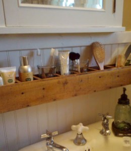 Creative storage bathroom ideas for space saving (7)