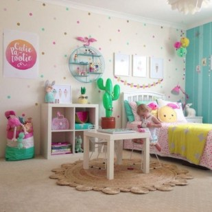 Cute baby girl bedroom decoration ideas 01