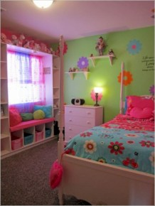 Cute baby girl bedroom decoration ideas 08