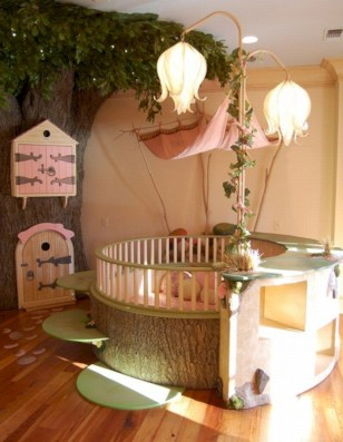 Cute baby girl bedroom decoration ideas 15