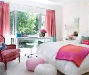 Cute baby girl bedroom decoration ideas 32