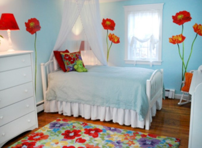 Cute baby girl bedroom decoration ideas 41
