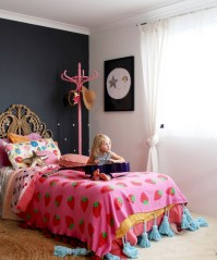 Cute baby girl bedroom decoration ideas 44