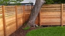 Diy backyard privacy fence ideas on a budget (15)