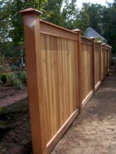 Diy backyard privacy fence ideas on a budget (25)
