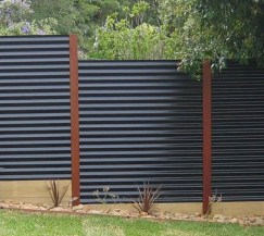 Diy backyard privacy fence ideas on a budget (31)