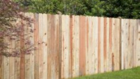 Diy backyard privacy fence ideas on a budget (42)