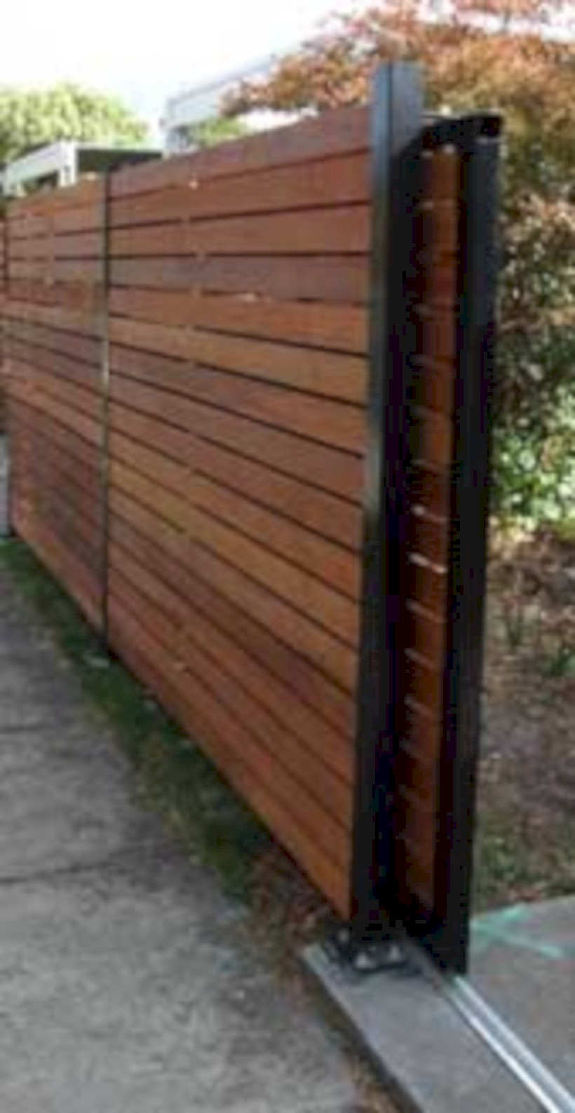 Diy backyard privacy fence ideas on a budget (50)