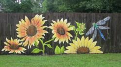 Diy backyard privacy fence ideas on a budget (6)
