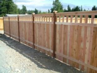 Diy backyard privacy fence ideas on a budget (9)