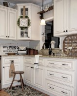 Decorate awesome kitchen with farmhouse cabinet (14)