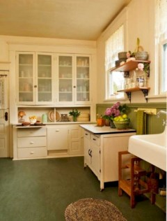 Decorate awesome kitchen with farmhouse cabinet (19)