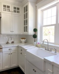 Decorate awesome kitchen with farmhouse cabinet (24)