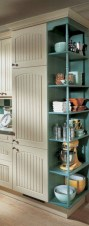 Decorate awesome kitchen with farmhouse cabinet (27)