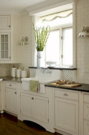 Decorate awesome kitchen with farmhouse cabinet (37)