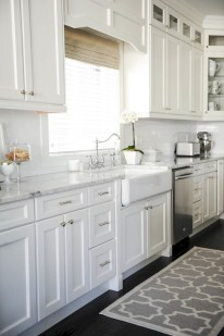 Decorate awesome kitchen with farmhouse cabinet (5)