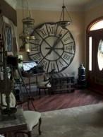 Elegant halloween living room decoration ideas 20