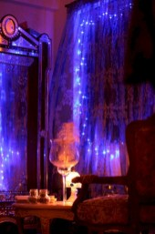 Elegant halloween living room decoration ideas 27