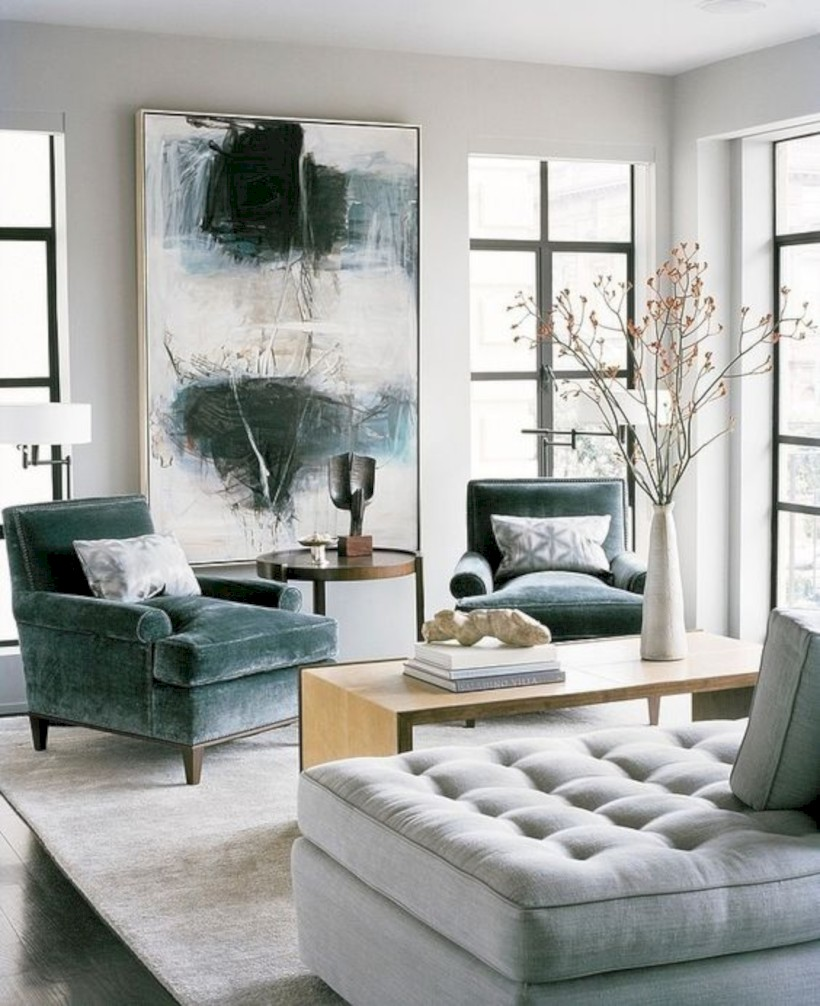 Elegant Halloween Living Room Decoration Ideas 33