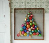 Fun and cute colorful christmas decoration ideas 09