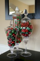 Fun and cute colorful christmas decoration ideas 12