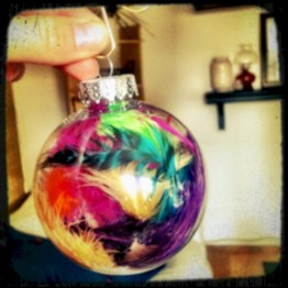 Fun and cute colorful christmas decoration ideas 22