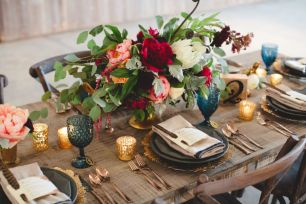 Gorgeous rustic christmas table settings ideas 11 11
