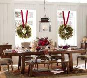 Gorgeous rustic christmas table settings ideas 16 16