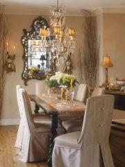 Gorgeous rustic christmas table settings ideas 18 18
