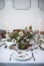 Gorgeous rustic christmas table settings ideas 25 25