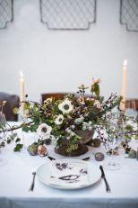 Gorgeous rustic christmas table settings ideas 25 25
