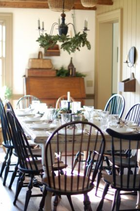 Gorgeous rustic christmas table settings ideas 31 31