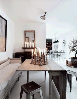 Gorgeous rustic christmas table settings ideas 34 34