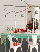Gorgeous rustic christmas table settings ideas 36 36