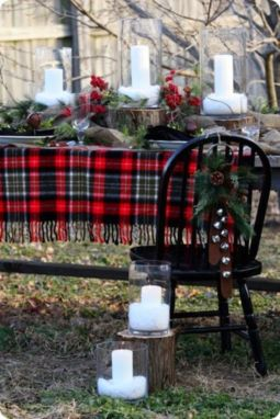 Gorgeous rustic christmas table settings ideas 39 39