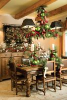 Gorgeous rustic christmas table settings ideas 52 52