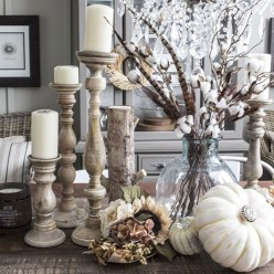Great halloween mantel decorating ideas 09