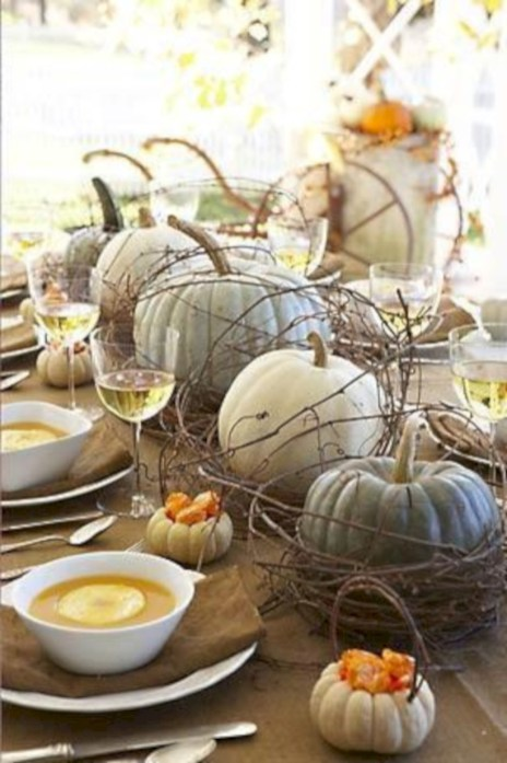 Great halloween mantel decorating ideas 25