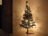 Ideas how to make minimalist christmas décoration 31