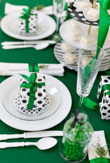Ideas how to make minimalist christmas décoration 45