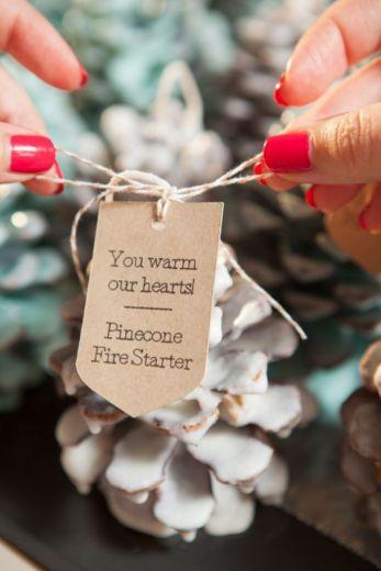 Ideas how to make minimalist christmas décoration 50