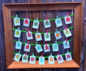 Ideas how to make minimalist christmas décoration 52