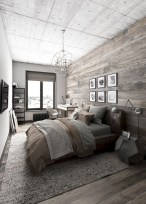 Industrial bedroom designs ideas for small spaces 17